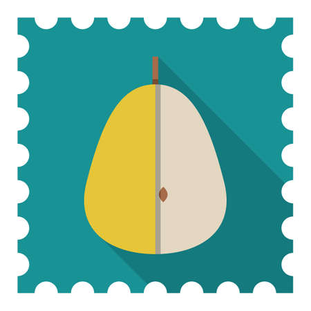 pear: pear Illustration
