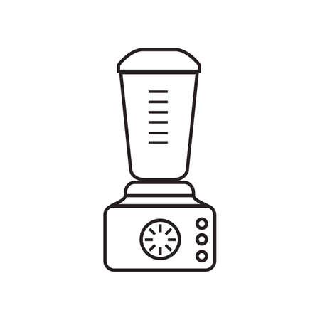 blender: drink blender Illustration