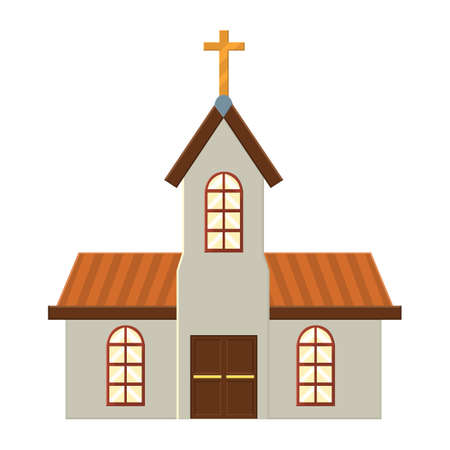 sanctuary: church Illustration