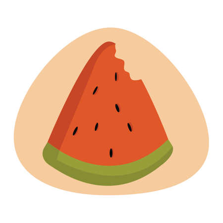 bites: watermelon slice bite