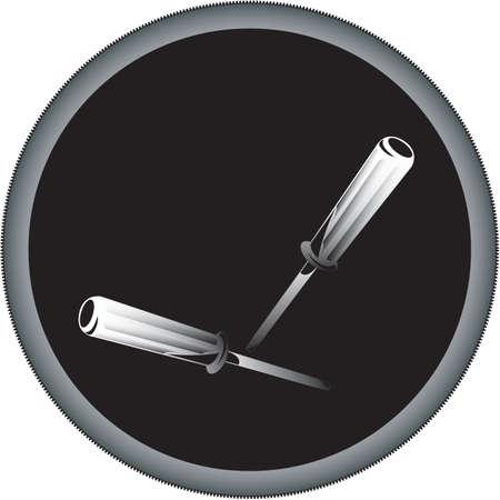 screwdriver: screwdriver Illustration