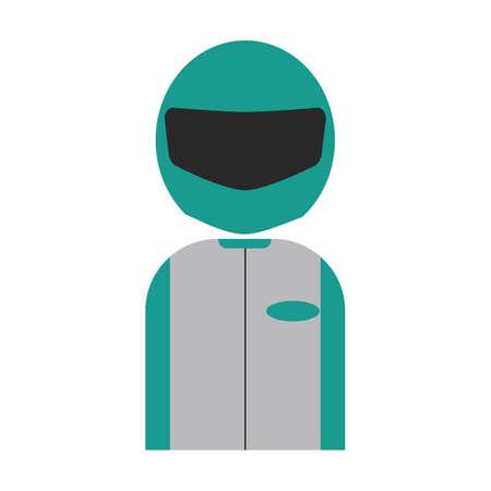 racer: racer suit