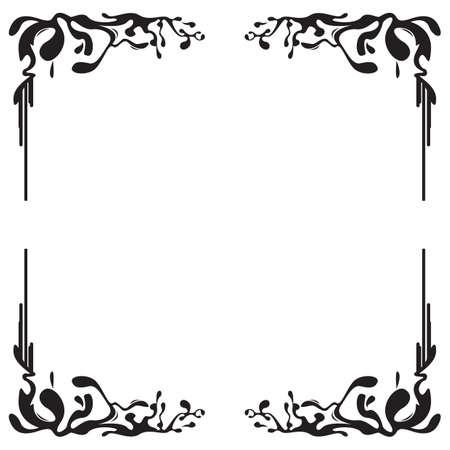 bordure  Vecteurs
