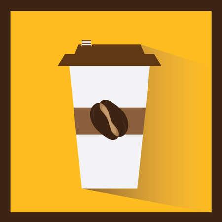 takeaway: takeaway hot coffee