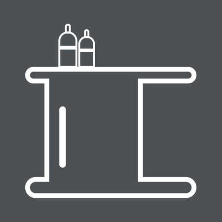 washroom: washroom Illustration