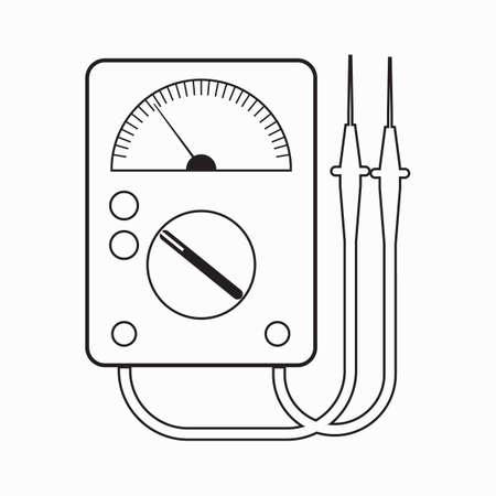 testing meter Çizim
