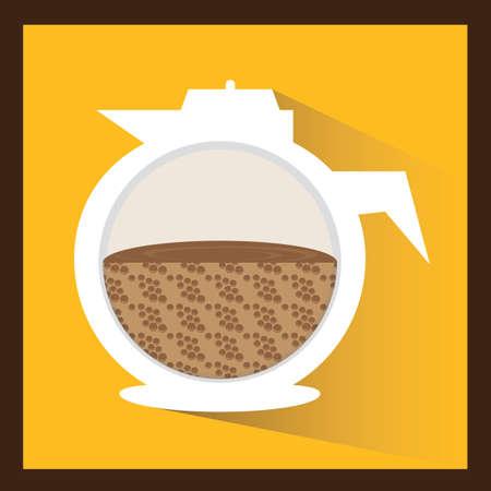 coffee pot: coffee pot