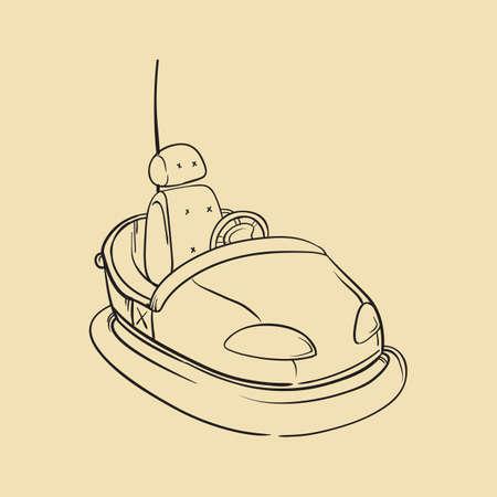 bumper: bumper car