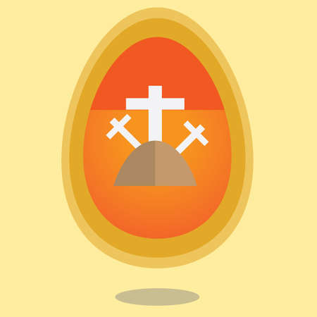 crosses: crosses with egg frame