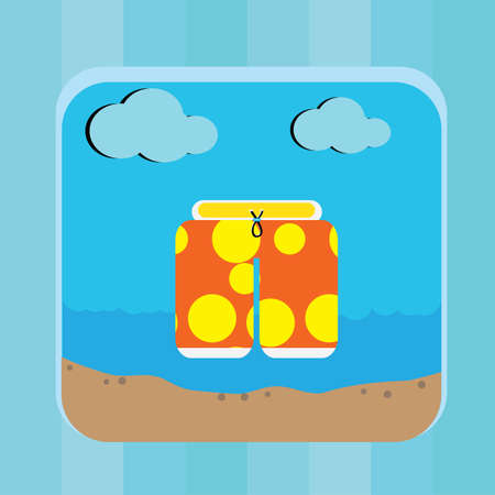board shorts: swim trunks