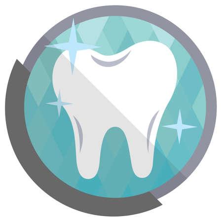 sparkling: sparkling tooth
