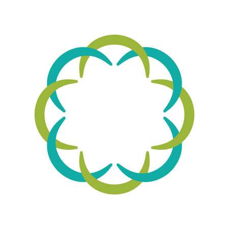 cretive: floral icon