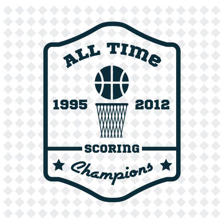 scoring: all time champion label