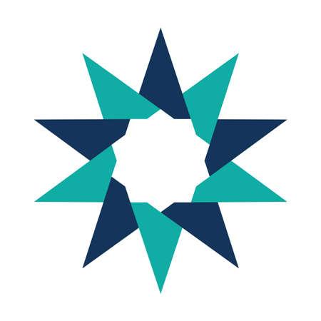 cretive: geometric icon