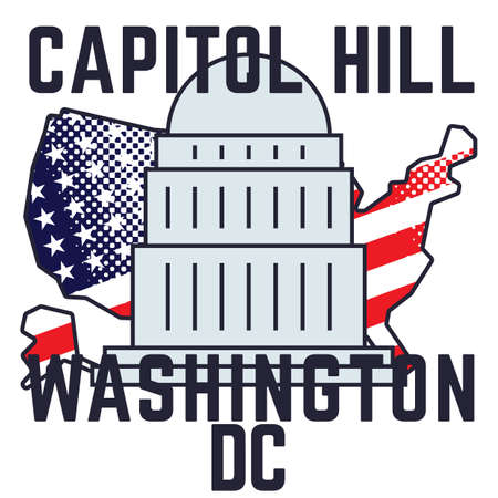 the capitol: capitol hill poster