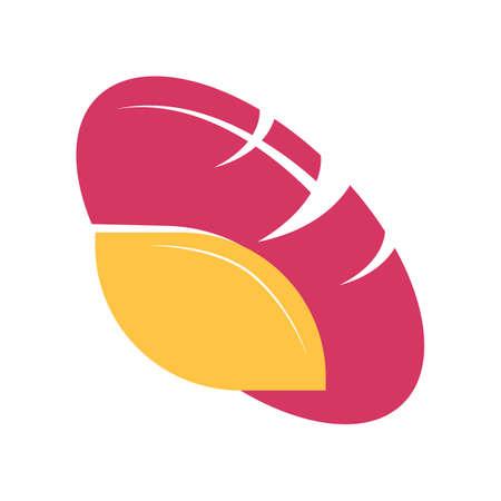 baguette: french baguette Illustration