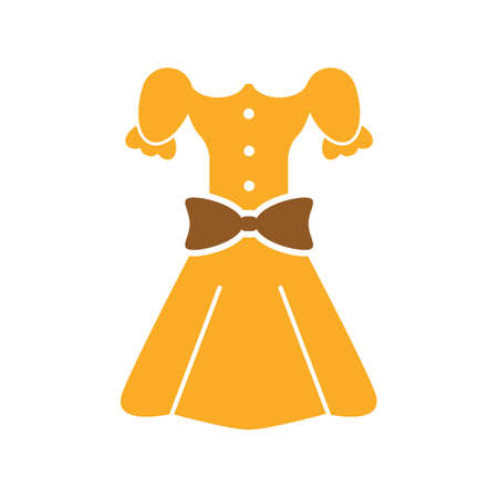 woman's clothing: dirndl