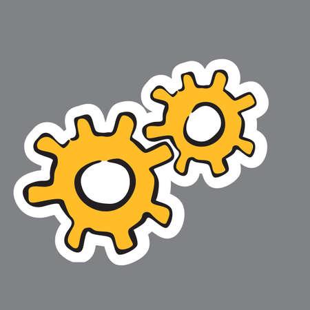 gears: gears Illustration