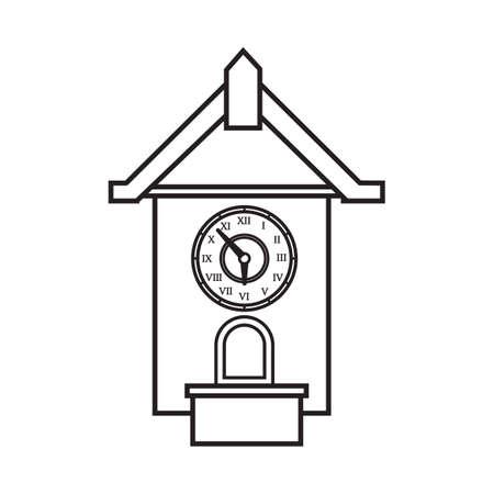orologio da parete: orologio da parete antico