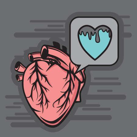 hemorragias: sangrando amor