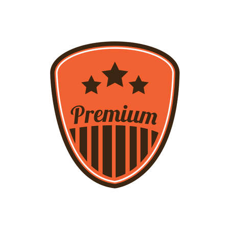premium: premium label