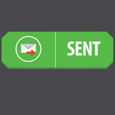 web: sent web button