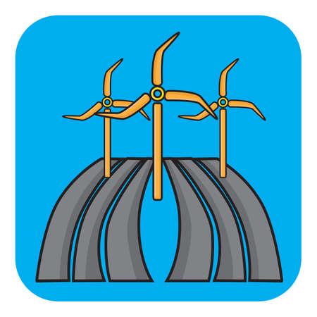 turbines: wind turbines