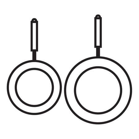pans: hanging cooking pans