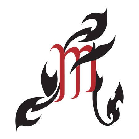 escorpio: tatuaje de escorpi�n