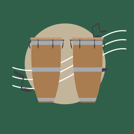 drums: african drums