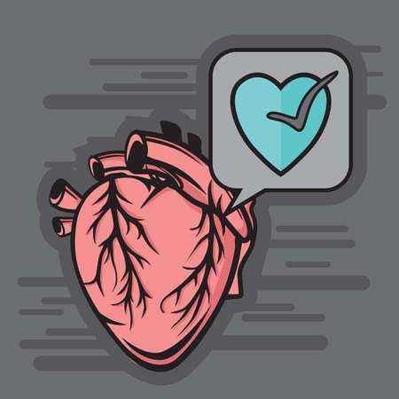 check up: heart check up