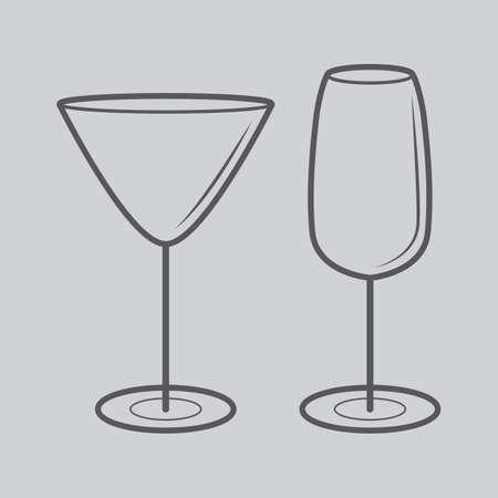 glassware: glassware
