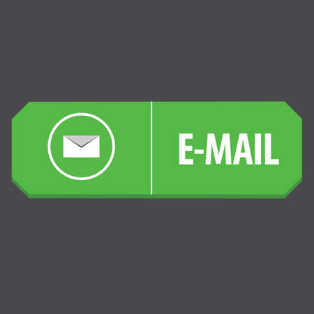 email: email web button