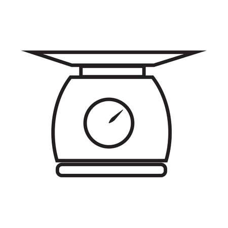 kitchen: kitchen scale