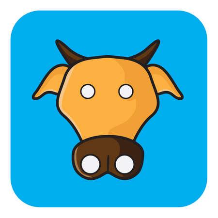 ox: ox Illustration