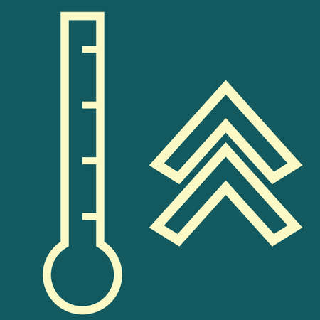increases: thermometer
