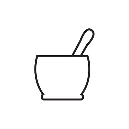 mortar and pestle: mortar and pestle