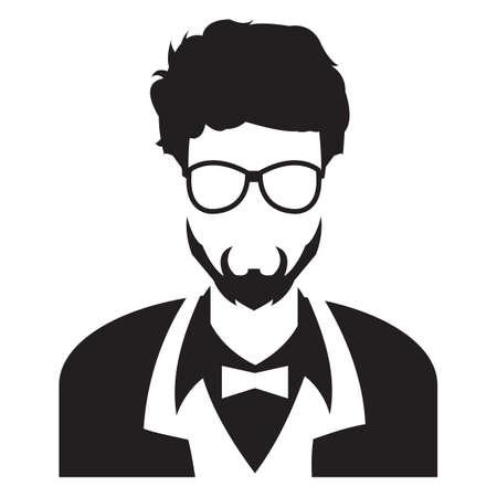 formal attire: faceless man in formal attire