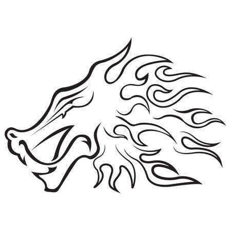 dragon: dragon tattoo