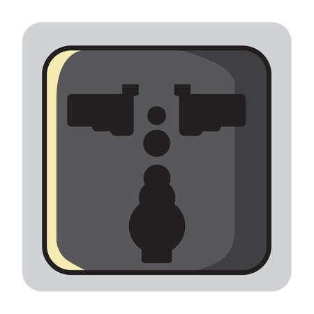 sockets: electrical socket