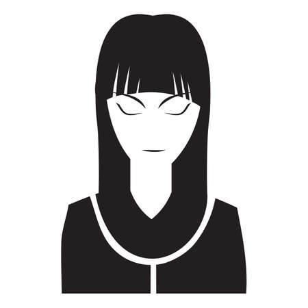 closed eyes: woman with closed eyes
