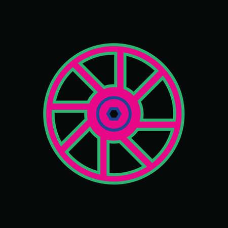 alloy wheel: alloy wheel