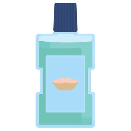 mouthwash: mouthwash Illustration