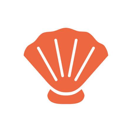 scallops: seashell Illustration