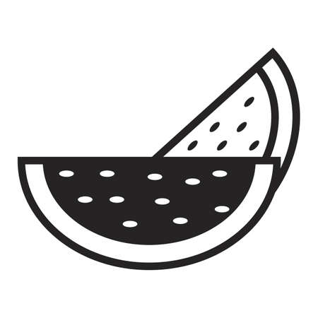 slices: watermelon slices