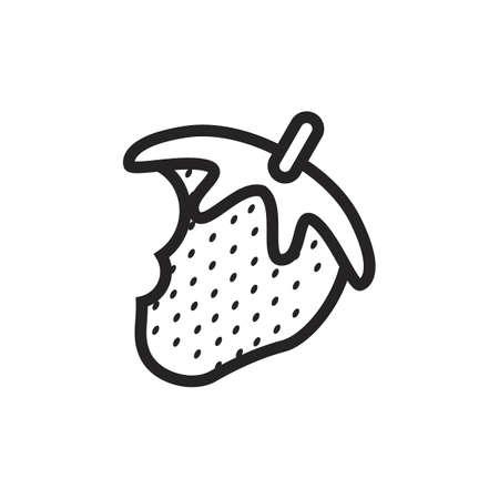 bite: strawberry bite
