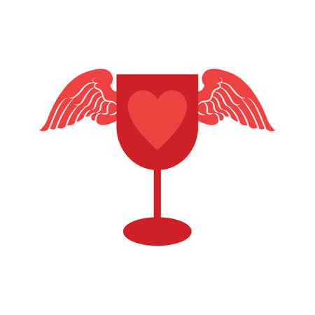 goblet: goblet with wings