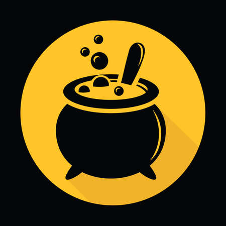 cauldron: witch cauldron