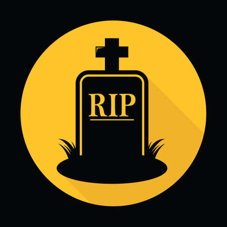 grave Illustration