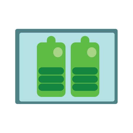 battery Ilustracja